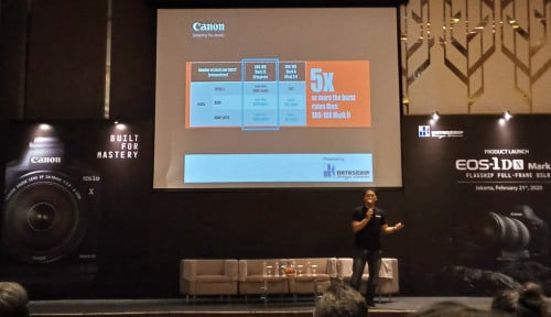 Foto Virus Corona Paksa Datascrip Turunkan Target Penjualan Kamera