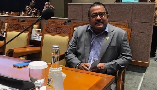 Foto Korupsi Wawan, Rano Karno Siap Beri Kesaksian Senin Depan