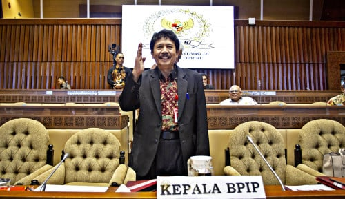 Foto BPIP Bikin Heboh: Usulkan Salam Pancasila, Ganti Assalamualaikum