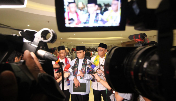 Rayuan Maut Anies ke Pengusaha Asing: Let's Pay Back to Jakarta!