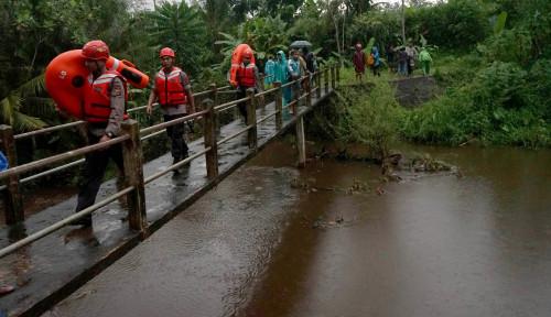 Foto Gawat, Kepsek SMPN 1 Turi Gak Tahu Ada Kegiatan Susur Sungai