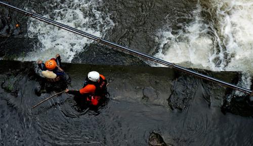 Foto Seperti Apa Tata Cara Pelaksanaan Susur Sungai yang Benar? Ini Penjelasannya