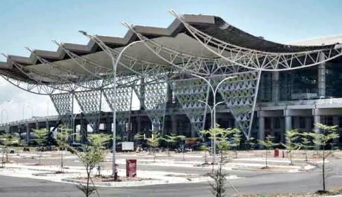 Foto Capai 10 Persen, Bunga Pinjaman Modal Bandara Internasional Jawa Barat Terlalu Tinggi