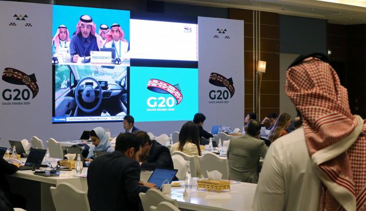 Cross Border Payments Jadi Bahasan Penting Pertemuan Negara G20 - Warta Ekonomi