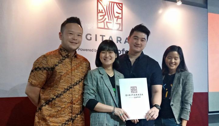 Go-Food dan Digitaraya Bentuk Perusahaan Baru, CEO-nya Chef Arnold Lho! - Warta Ekonomi