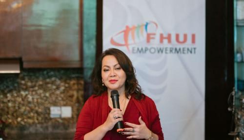 Foto Pendiri FHUI Empowerment: Negara Maju Pasti Peran Perempuannya Berdaya