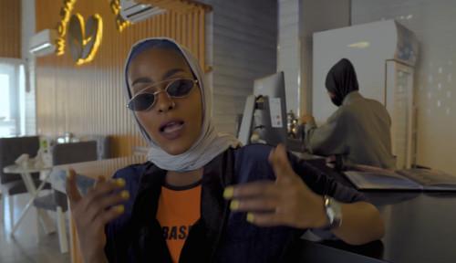 Foto Pemerintah Saudi Minta Tangkap Rapper Wanita yang Diduga Singgung Makkah