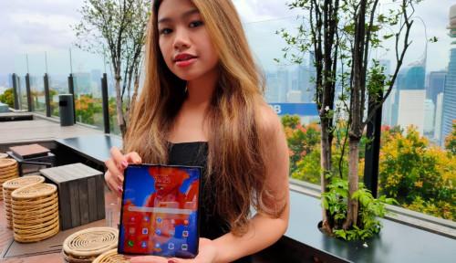 Foto Huawei Mate Xs Diklaim Jadi Smartphone 5G Tercepat