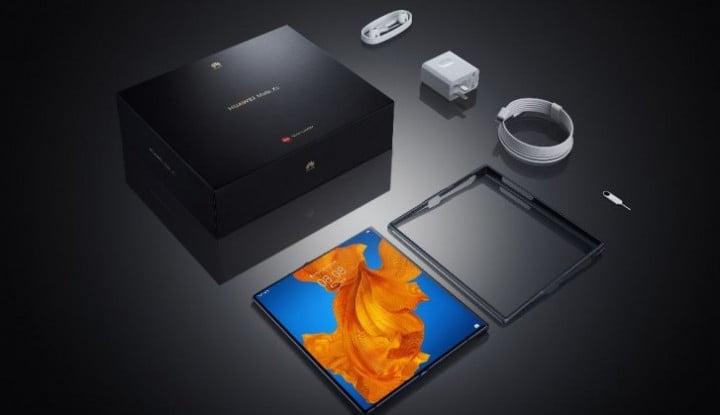 Ponsel Lipat Kedua Huawei Mengudara, Tak Ada Aplikasi Googlenya - Warta Ekonomi