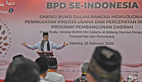 Foto Denny Siregar Ngejek: Anies Banyak Main Kata daripada Kerja