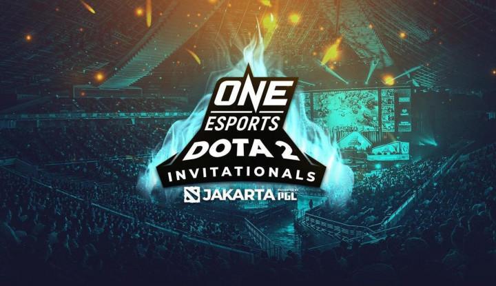 Indonesia Siap Loloskan Timnya Bermain di Partai Final ONE Esports Dota 2 - Warta Ekonomi
