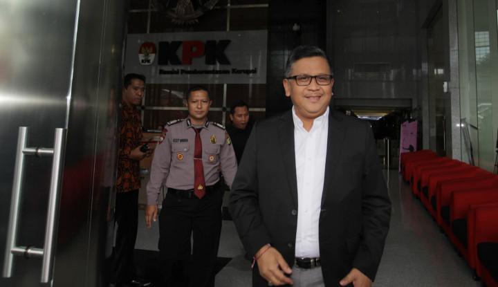 Diperiksa Lagi, KPK Cecar Hasto Terkait Percakapan Skandal PAW PDIP - Warta Ekonomi