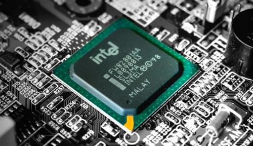 Foto Bantu Ericsson Saingi Musuh Amerika, Intel Keluarkan Chip 5G Baru