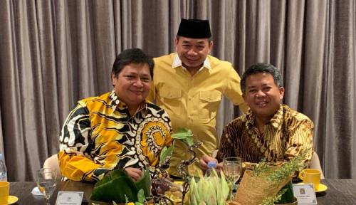 Foto Jazuli Juwaini : Golkar Partai Besar dan Senior, PKS Siap Kerjasama Lebih Erat