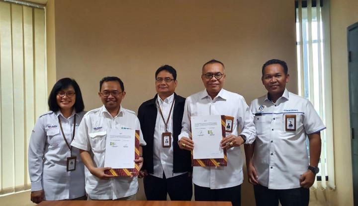 BGR Logistics Siap  Distribusikan Produk PT Garam - Warta Ekonomi