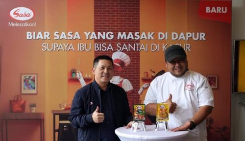 Foto Penetrasi masak Instan capai 81,7%, Sasa Luncurkan Sasa Bumbu Praktis