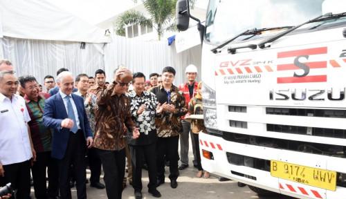 Foto Guyur US$40 Juta ke RI, Agus Apresiasi Future Pipe Industries