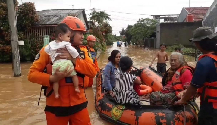 Tenang! Kata Walkot Jaktim, Banjir di Bantaran Kali Sunter Bisa Teratasi dengan. . . . - Warta Ekonomi