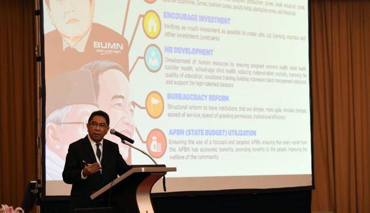 IPC Jajaki Kerja Sama dengan Berbagai Pelabuhan Asean - Warta Ekonomi
