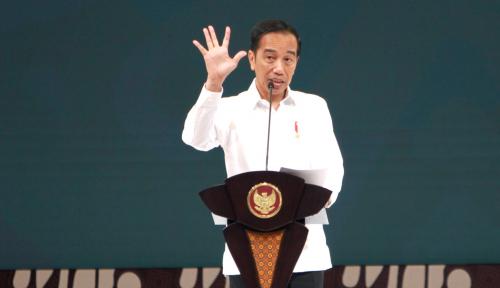 Foto Bertemu Mantan Perdana Inggris, Jokowi Bahas Proyek Pindah Ibu Kota
