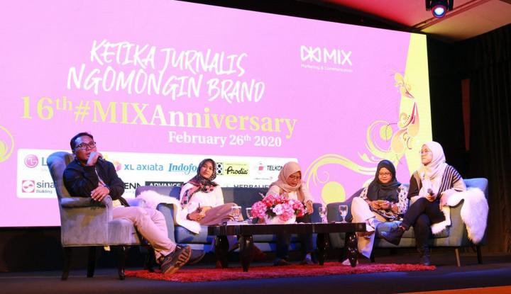 Ketika Jurnalis Ngomongin Brand, Ungkap Tantangan Komunikasi - Warta Ekonomi