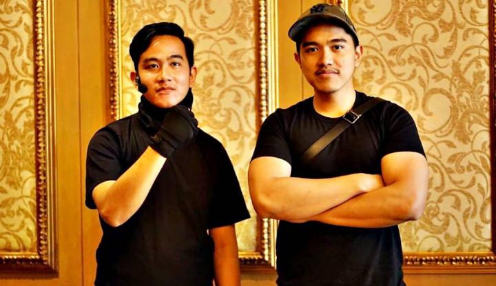 Foto Berita Bareng Chef Arnold, Gibran dan Kaesang Buka Bisnis Baru Lagi! Bisnis Apa Tuh?