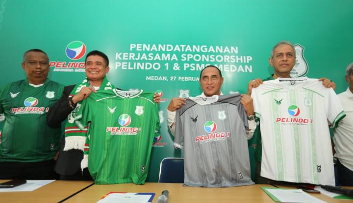 Mantap! Pelindo I Sokong PSMS Medan Arungi Kompetisi Liga II. Segini Nilainya - Warta Ekonomi