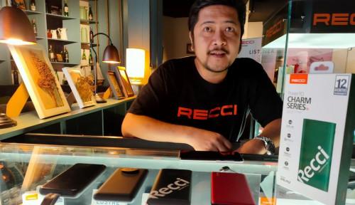 Foto Teknologi PD Isi Daya Baterai Smartphone Super Cepat