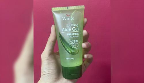 Foto Kulit dan Rambut Terawat dengan Viva White Soothing Aloe Gel, Begini Cara Aplikasinya