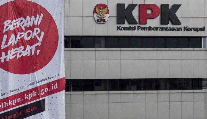 Diperiksa KPK, Dirut Jakpro Dwi Wahyu Daryoto: No Comment - Warta Ekonomi
