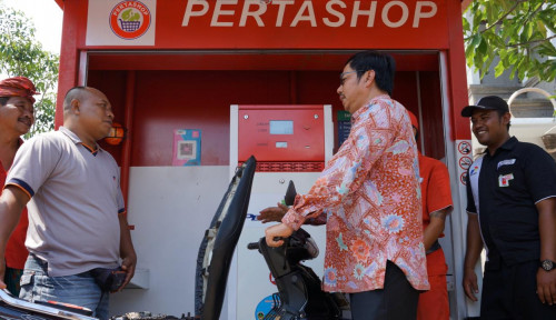 Foto Pertamina Buka Lebar Pintu Kemitraan Bisnis Pertashop di Seluruh Indonesia