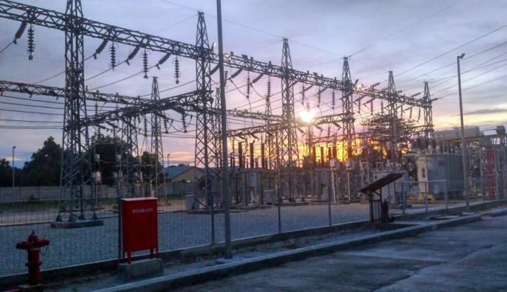 SUTT 70 kV Dukong–Manggar Beroperasi, PLN Jamin Sistem Listrik Belitung Tokcer - Warta Ekonomi