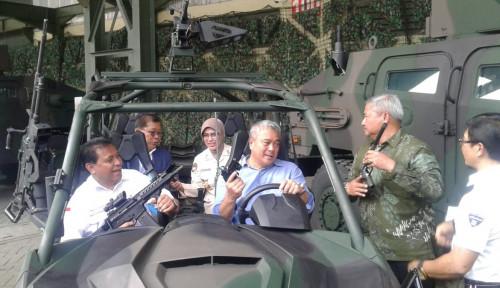 Pindad-Philipina Sepakat Kerja Sama Logistik dan Industri Pertahanan