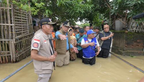 Foto Disentil Soal Banjir, Ridwan Kamil Ngegas: Semua Butuh Proses!