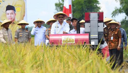 Foto Apresiasi Senator DPD kepada Mentan SYL yang Optimalkan Penyuluh