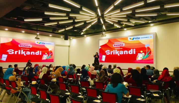 Foto Berita Lewat Srikandi Workshop, Bukalapak dan Commonwealth Penuhi Kebutuhan Womenpreneur