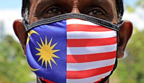 Foto Gagal Terapkan Imbauan Istri Jangan Omeli Suami Saat Lockdown, Malaysia Minta Maaf