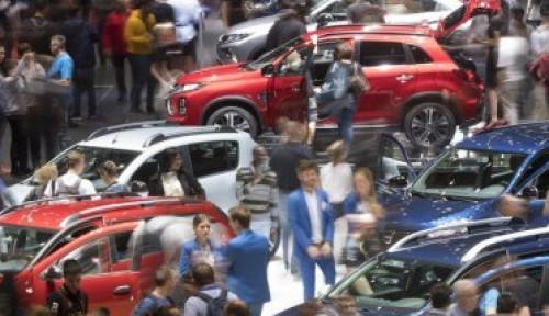 Foto Wabah Corona Merajarela, Geneva Motor Show 2020 Batal Digelar