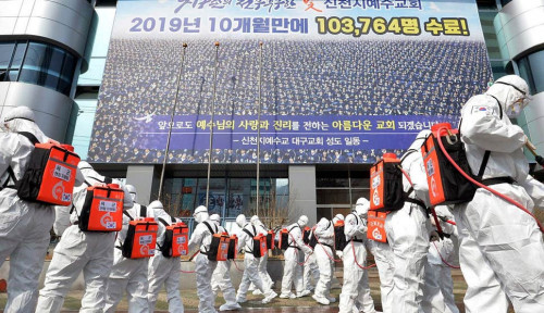 Terkuak, Ternyata Korsel Gak Lockdown Kota saat Pandemi Corona