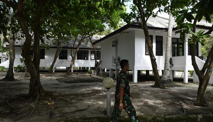 Dikarantina, Ini Kegiatan WNI di Pulau Sebaru