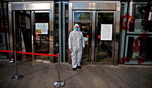 Foto Astaga! Pusat Karantina Virus Corona di Quanzhou Roboh, Keterangan Saksi Mata Bikin Merinding!