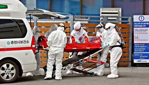 Foto Tembus 57 Ribu Kasus, Jerman Akui Negaranya Masih Berada di Tahap Awal Pandemi