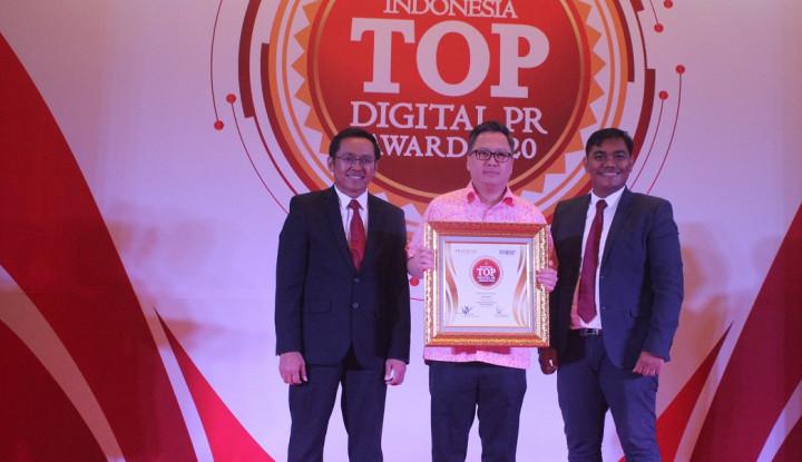 Selamat! GT Radial Sabet Top Digital PR Award 2020