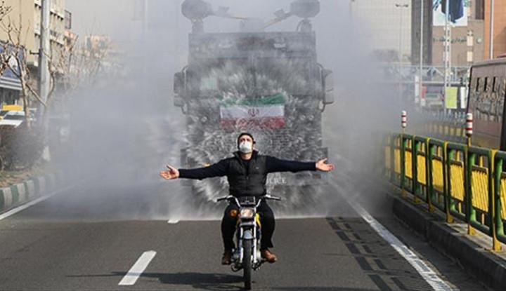 Cemas, Amerika Cemas Iran Ikut Fasilitasi Penyebaran Corona - Warta Ekonomi