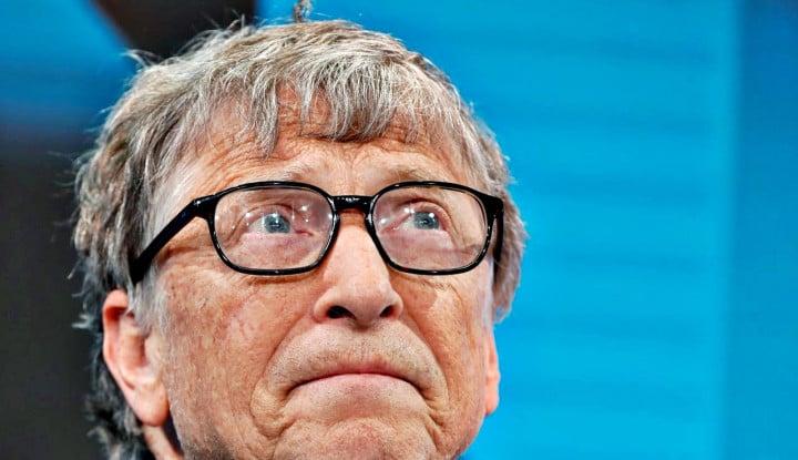 Foto Berita Bill Gates: Kesalahan AS Sejak Awal Adalah Meremehkan Penggunaan Masker