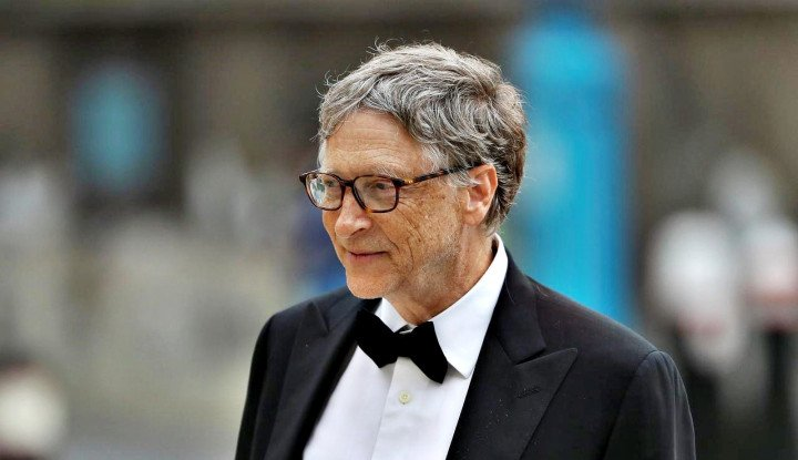 Foto Berita Bill Gates Umumkan Kematian sang Ayah di Usia 94 Tahun