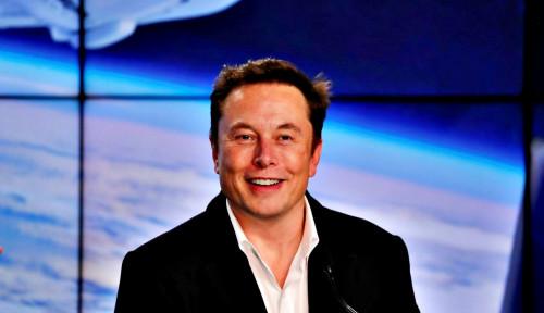 Foto Dibayar Rp157 T, Elon Musk Jadi CEO dengan Kompensasi Tertinggi di Dunia!