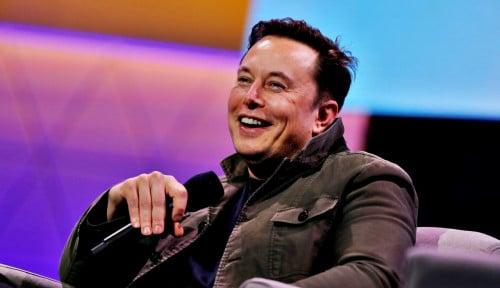 Foto Elon Musk Jadi Miliarder Paling Mujur di Era Donald Trump, Padahal Dulu Kekayaannya Cuma Segini