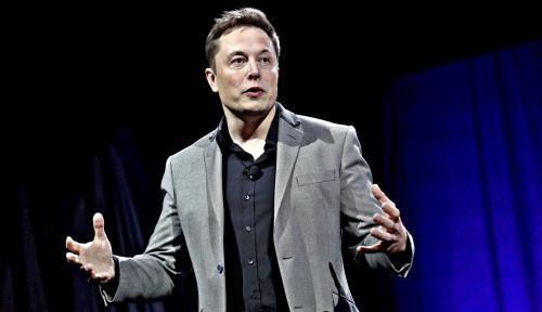 Foto Elon Musk: Manusia Harus Pindah ke Mars, Matahari Akan Menelan Bumi!