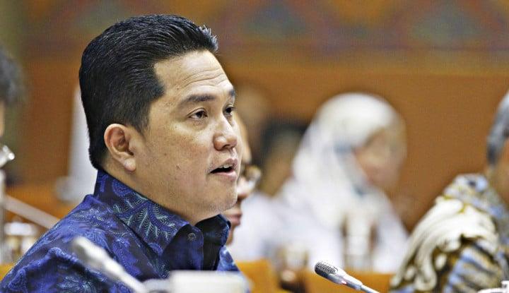 Staf Ahli Bos BUMN: Dilarang Dahlan & Rini, Dimuluskan Erick